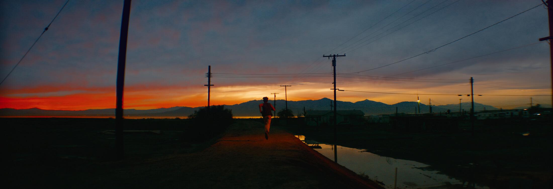 Sunset in Tyger Tyger