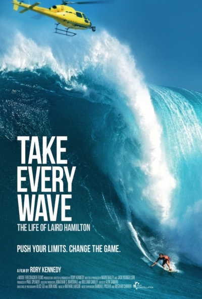 Take Every Wave 2017 Movie Poster