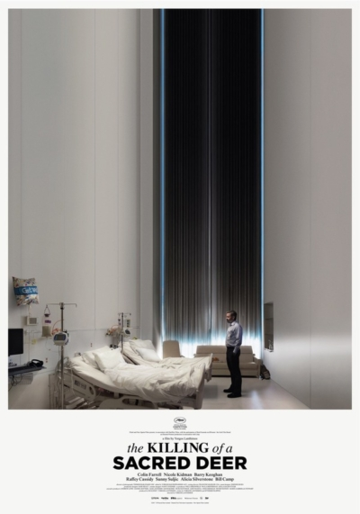 The Killing of a Sacred Deer 2017 Movie Poster