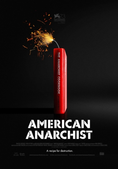 American Anarchist 2017 Movie Poster