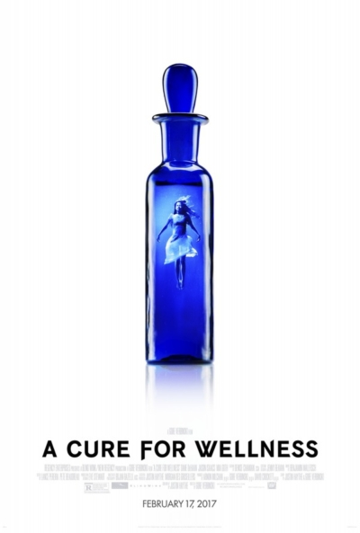 Cure for Wellness Movie Poster