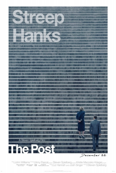 The Post 2017 Movie Poster