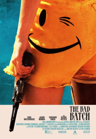 The Bad Batch 2017 Movie Poster