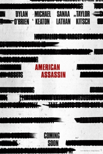 American Assasin 2017 Movie Poster