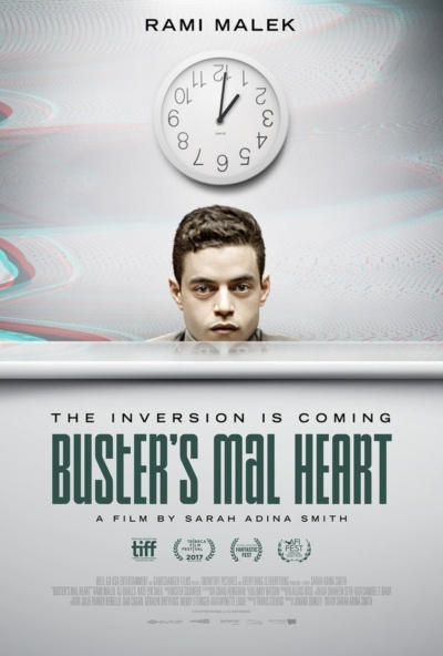 Buster's Mal Heart 2017 Movie Poster