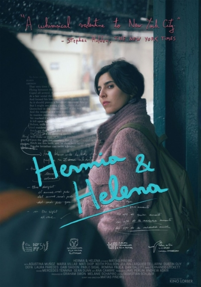 Hermia and Helena Movie Poster