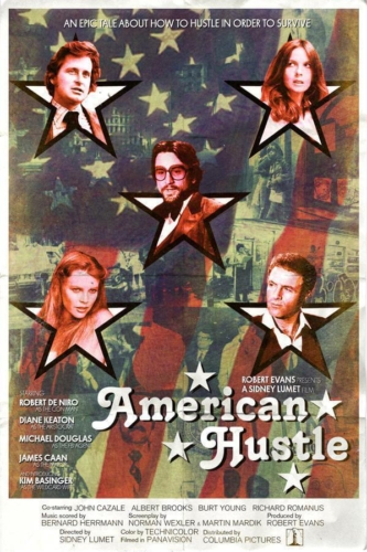 American Hustle (2013) - Modern Films Re-Imagined into Classic Movie Posters