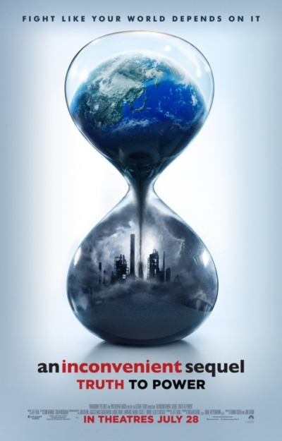An Inconveniant Truth Sequel 2017 Moie Poster