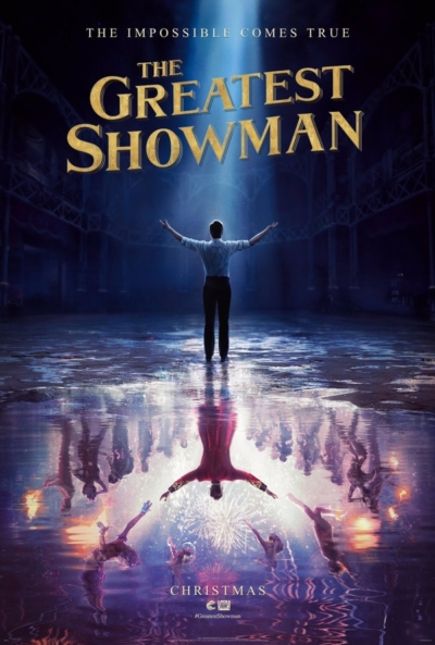 The Greatest Showman 2017 Movie Poster
