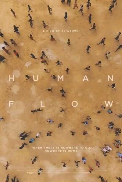Human Flow 2017 Movie Poster