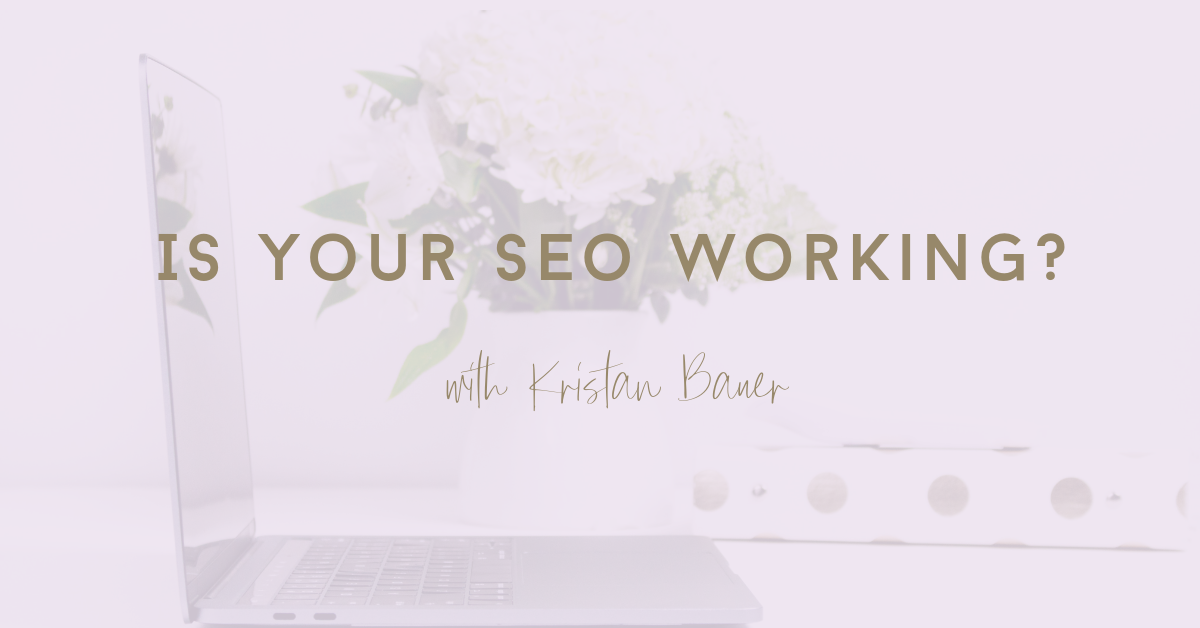 how to track seo