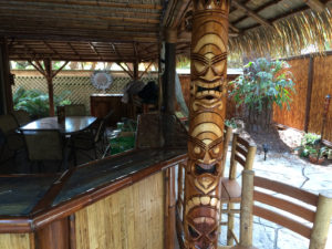 Erik Stuart Design Build Tiki Bar