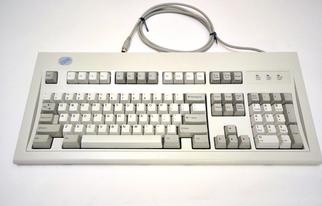 Model M made by Lexmark