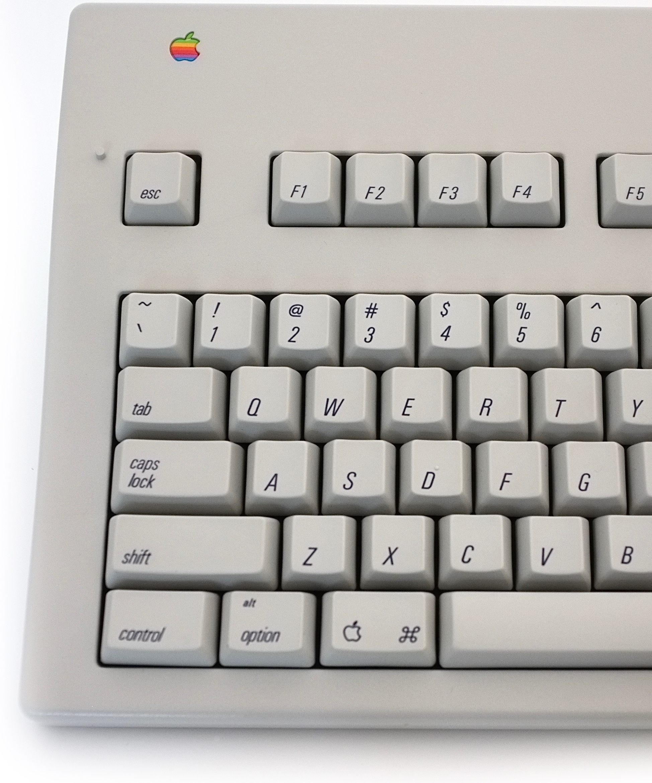 Reviewed :: Apple Extended Keyboard II | Macclack