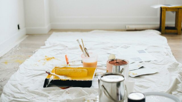 6 Painting Problems That Are Really Easy to Avoid…You just need to break a few bad habits