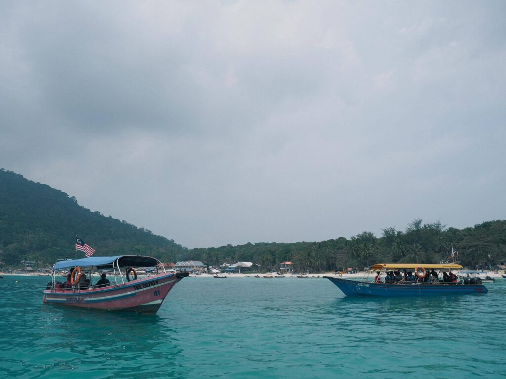 Speedboat service to Pulau Perhentian