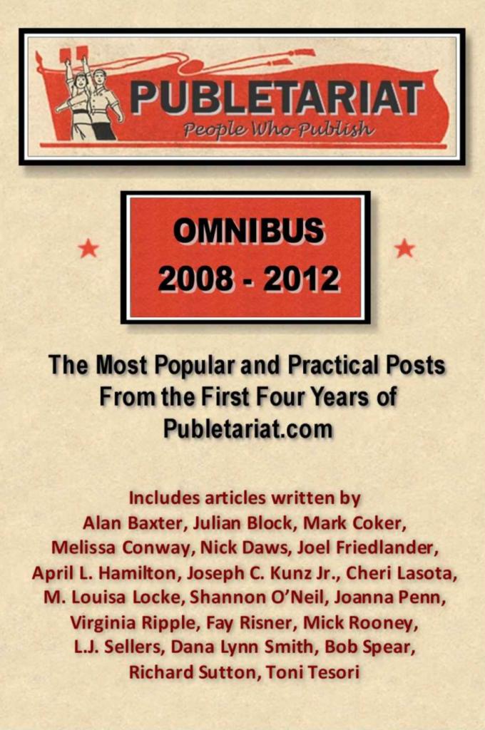 Publetariat Omnibus Ebook Cover