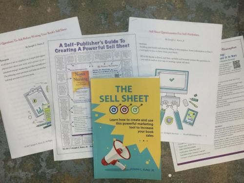 The Sell Sheet Book Images 14
