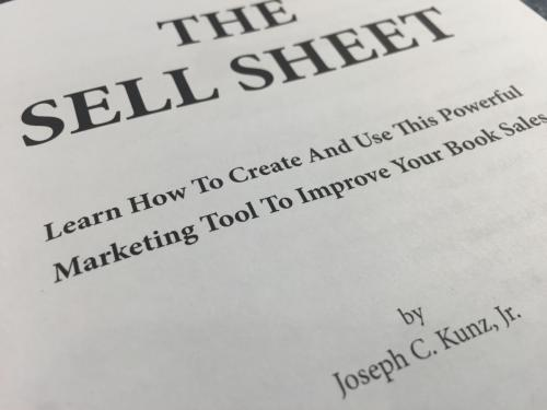 The Sell Sheet Book Images 3
