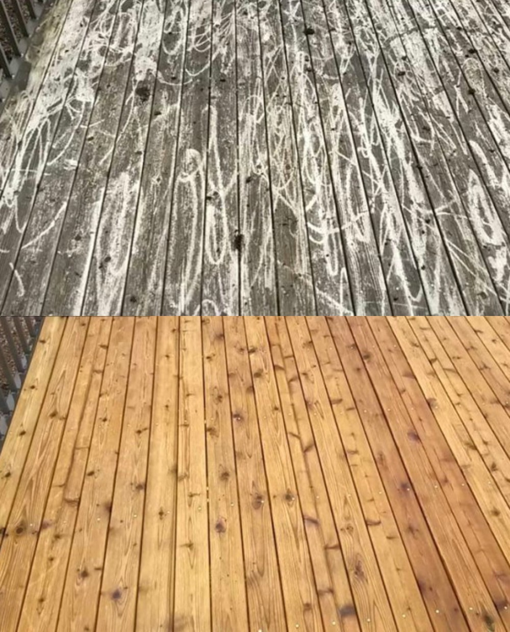 Pressure Washing & Deck Cleaning