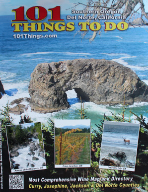 101 Things To Do in Southern Oregon