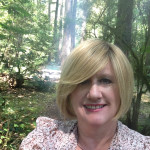 Cammy Davis, Oregon Artist by Trees