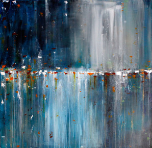 Oregon Artist Cammy Davis, Abstract Expressionism