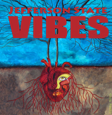 Jefferson State Vibes with art by Cammy Davis