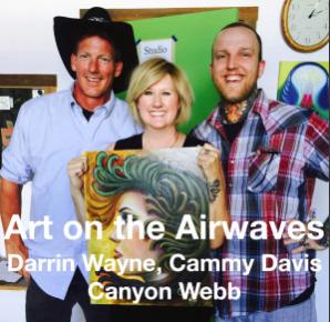 Darrin Wayne, Cammy Davis, Canyon Webb
