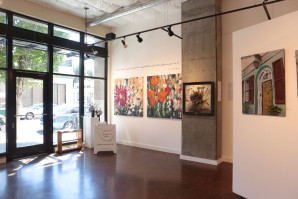 J. Pepin Art Gallery in the Pearl District