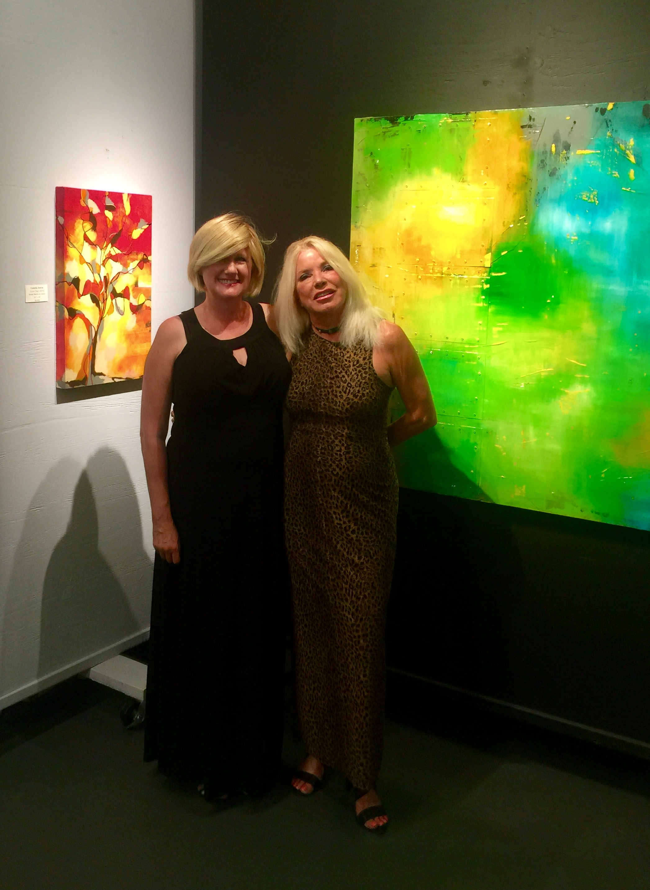Cathedral City, Art Gallery, Fine Art, Contemporary Art, Group Show, Art Opening