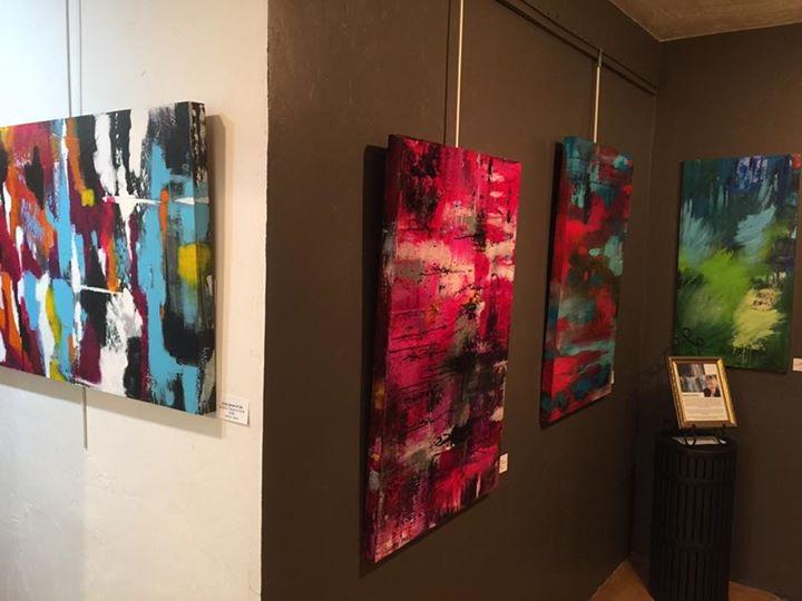 Art Exhibit, Art Opening, Art Gallery, Opening, Oregon, Southern Oregon