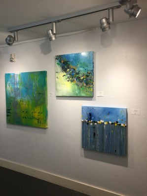 Oregon Artist, Oregon Art, Solo Exhibit, Abstract Expressionism
