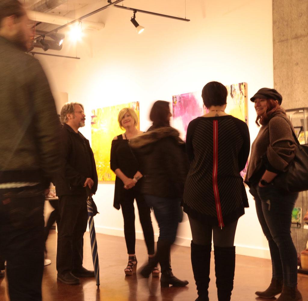 Art Exhibit, Portland, Oregon, Art, Pearl District