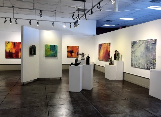 Rogue Gallery & Art Center, RGAC, Medford, Oregon