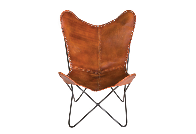 Harri Occasional Chair - Brown