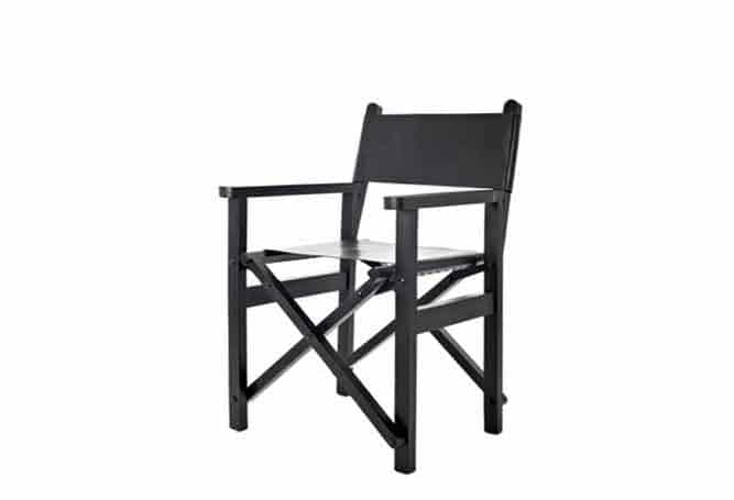 Chap Occasional Chair - Blk