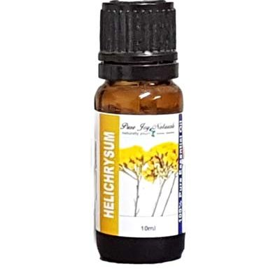 Pure Joy Naturals Helichrysum Essential Oil