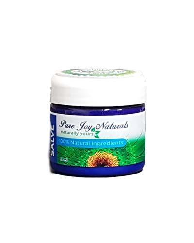 Pure Joy Naturals Herbal Salve