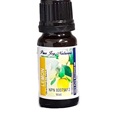 Pure Joy Naturals Lemon Essential Oil
