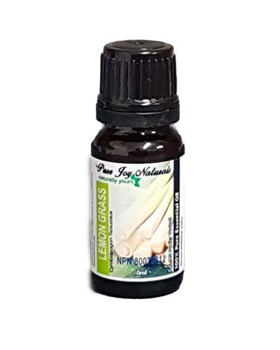 Pure Joy Naturals Lemongrass Essential Oil