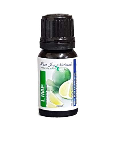 Pure Joy Naturals Lime Essential Oil