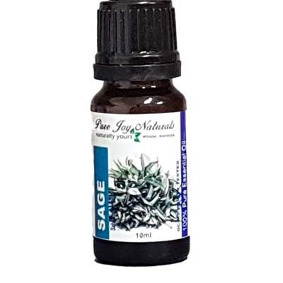 Pure Joy Naturals Sage Essential Oil