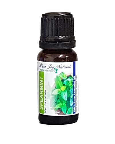 Pure Joy Naturals Spearmint Essential Oil