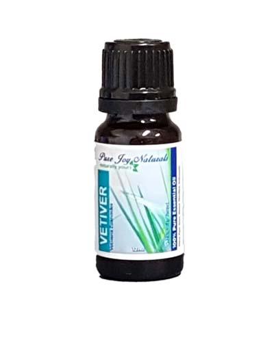 Pure Joy Naturals Vetiver Essential Oil