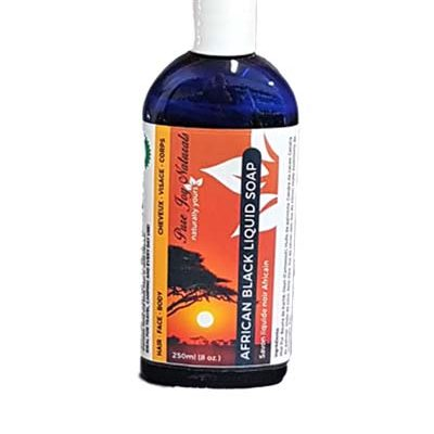 African soap, liquid soap, black aftrican soap
