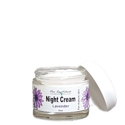Pure Joy Naturals Night Cream