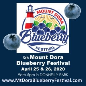 Mount Dora Blueberry Festival website