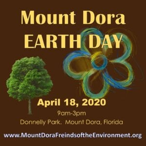 Mount Dora Earth Day website