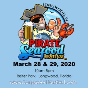 Longwood Pirate Seafood Festival website